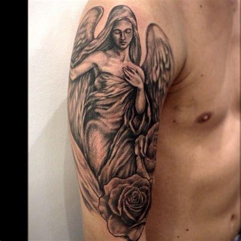 universal tattoo angel tattoo angel tattoo on arm jpg 612 215 612 tattoo art i like