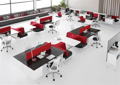 Herman Miller Office Desks Herman Miller Starts Production Of Yves Behar S Office Landscape Sourceyour So You