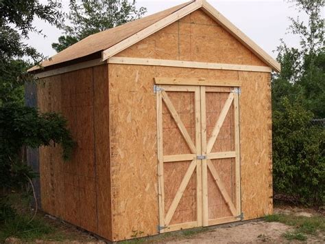 Durable Sheds by How To Build A Durable Storage Shed 6