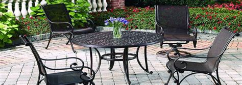 cast classics outdoor furniture patio ta di