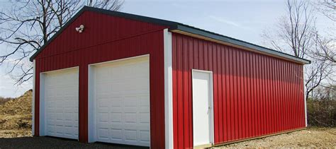 garages and barns pole barns pole buildings by conestoga buildings