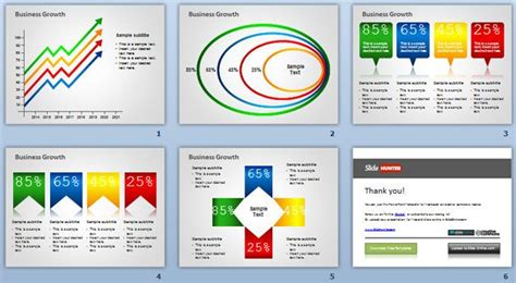 template slide powerpoint free conceptual slides template for microsoft powerpoint