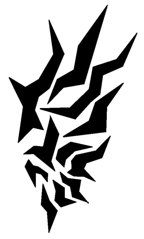 lighting skull tattoo design by angulate on deviantart