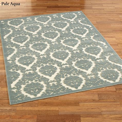 Regal Bathroom Rugs Regal Damask Area Rugs