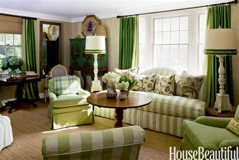 house beautiful living room green living rooms in 2016 ideas for green living rooms