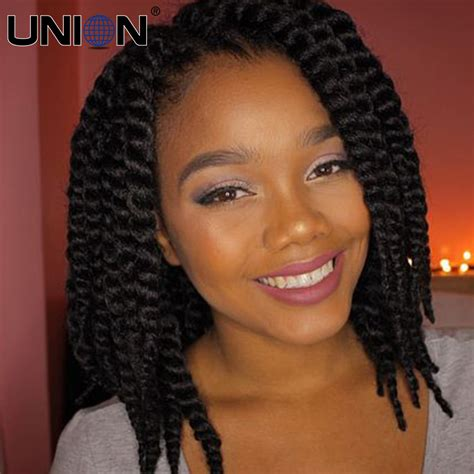 kanekalon crochet hairstyles aliexpress com buy freetress 12strand synthetic crochet