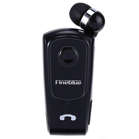 fineblue stereo single bluetooth headset f920 black jakartanotebook