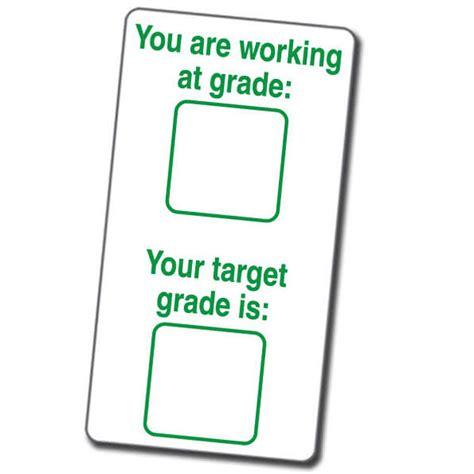 target grade 9 reading 0435183273 target grade ster 42mm x 22mm green teacher st