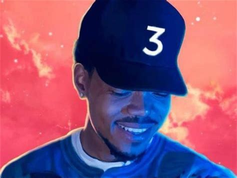coloring book chance the rapper blessings lyrics chance the rapper has blessed us with another mixtape