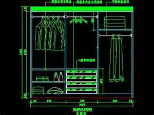 detailed drawings cad closet autocad drawing autocad dwg