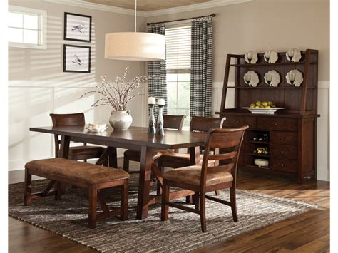 Black Dining Room Set With Bench by Fresh Dining Room Set With Bench Black 13920