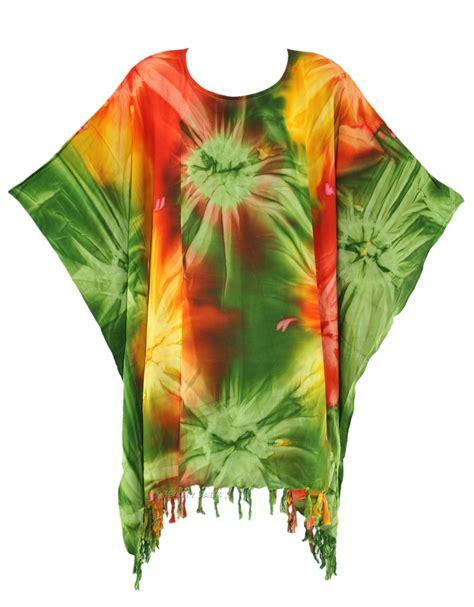 Tunic Boho Batik Tasya Blouse womens boho hippie batik tie dye plus size tunic blouse