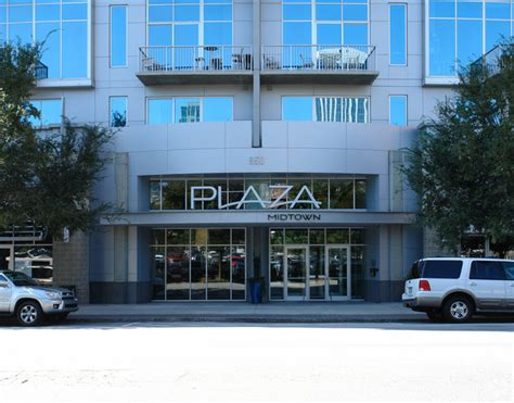 plaza midtown atlanta floor plans the plaza midtown rentals atlanta ga apartments