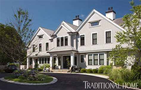 traditional home lovely new england summer home with neutral palette
