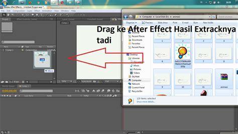 membuat iklan menggunakan after effect membuat animasi dudel sederhana menggunakan after effects
