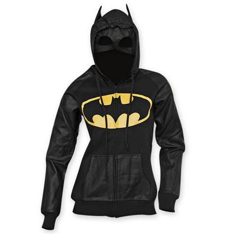 Hoodie Jaket Anak Batman Logo batman junior s bat mask hoodie