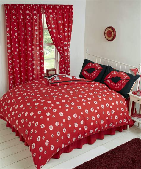 betty boop bedding betty boop reversible bedding duvet quilt cover set polka red lips kisses design