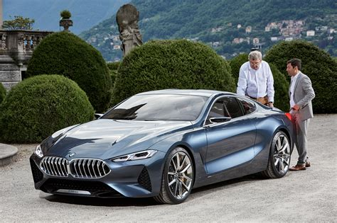 Bmw 8 Series Cost by Exclusive Bmw 8 Series Concept Drive Automobile