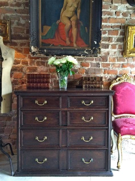 Charles Dresser by Antique Chest Of Drawers Dresser Charles Ii Solid Oak