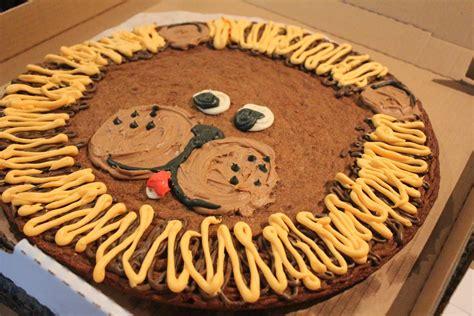 no raisins on parade cookie cake
