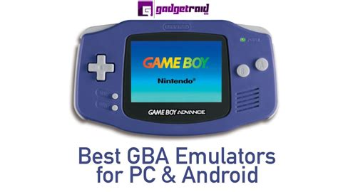 best gba best gba emulators for pc android