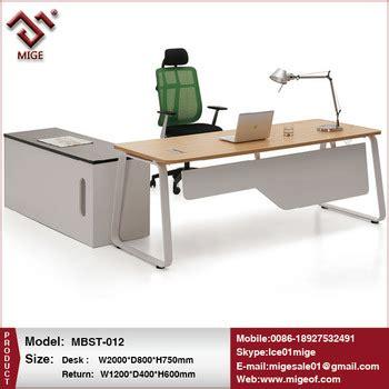 modern desk supplies guangzhou china modern executive office desk supplies