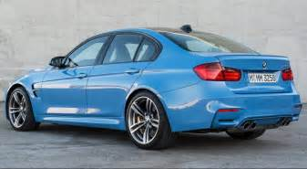 2017 bmw m3 release date specs new car cars illusion