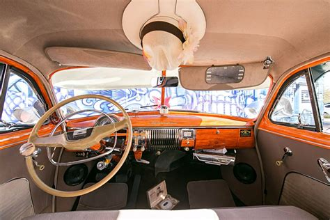 1949 Chevy Interior by 49 Chevy Fleetline Deluxe Lessons Learned Stripes Earned