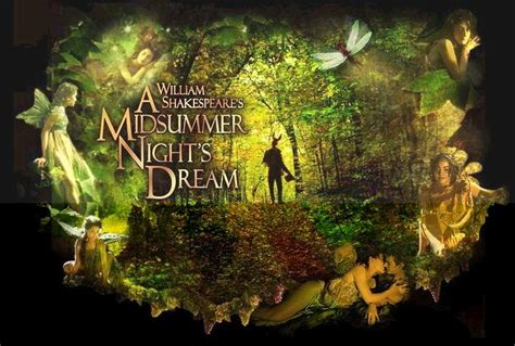 love themes in a midsummer night s dream the english corner bookaholic a midsummer night s dream