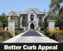 improve curb appeal improve curb appeal higher sales price impression