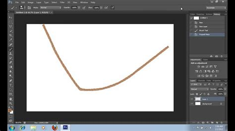 rope pattern brush photoshop how to make a rope in photoshop cs6 youtube