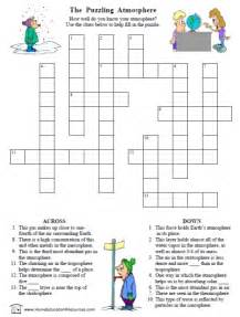 atmosphere worksheets puzzles amp project fran s freebies