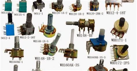 resistor tidak tetap resistor tidak tetap 28 images gokako elektro resistor tidak tetap variable resistor gokako