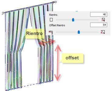 tenda dwg menu interior design gt comandi creazione interior design