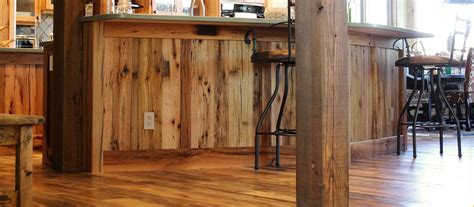 Country Kitchen Cabinet Doors by Reclaimed Antique Barn Wood Floors Elmwood Reclaimed Timber