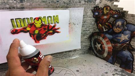 spray paint marvel graff studio marvel graffiti spray paint