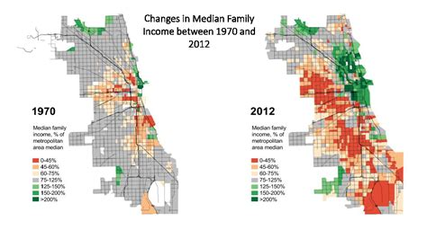 chicago segregation map the other problem with chicago s segregation concentrated