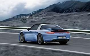 Future Porsche Models New Porsche 911 Future Models Detailed Autoevolution
