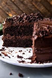 schoko zucchini kuchen chocolate zucchini cake sallys baking addiction