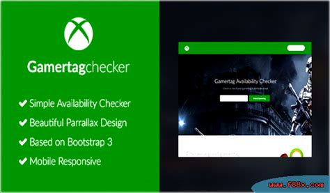 Xbox Gamertag Lookup Gamertag Xbox Checker Php Scripts Search