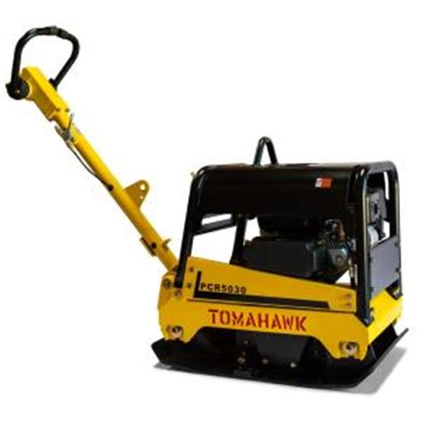 tomahawk power 9 hp plate compactor for asphalt