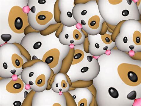 Emoji Dog Wallpaper   emojis wallpapers wallpaper cave