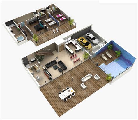 planos de casas 3d buscar con google planos dise 241 os de interiores de casas planos buscar con google