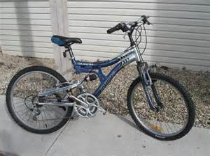 Infinity Bike Quark Infinity Mountain Bike Salmon Arm Okanagan