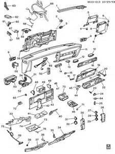 1993 Buick Lesabre Parts 1993 Buick Century Instrument Panel