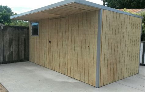 Big Sheds Prices by Large Sheds Timber Colour Steel The Shed Shop