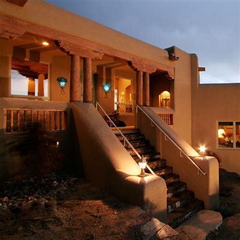 Southwest Style Homes Southwest Style Eclectic Exterior Albuquerque By Mesa Verde Homes With Homes By