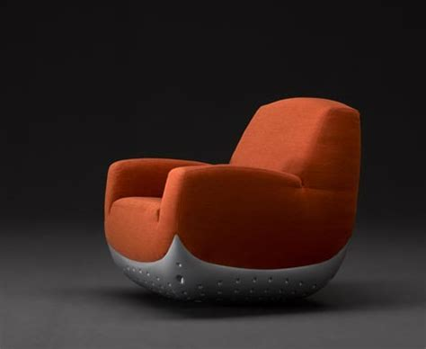 Poofy Chair by Modern Swivel Chair From Domodinamica Swing Chair