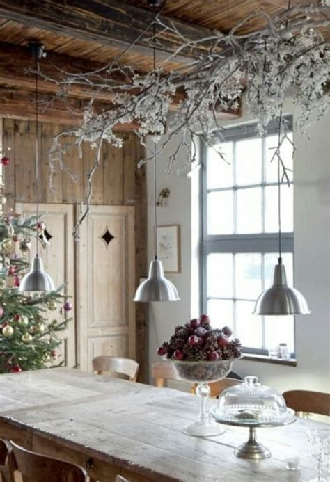 hanging decorations for home 40 cozy christmas kitchen d 233 cor ideas digsdigs