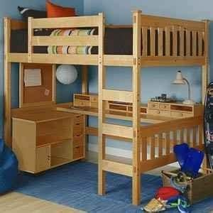 Bunk Bed W Desk Underneath by 1000 Images About Bunk Bed Desk Combo Ideas On